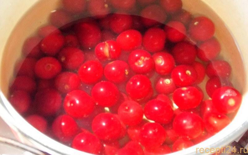 Как варить кисель из ягод и крахмала