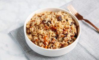 Приготовление бурого риса
