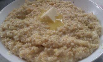 Как варить пшеничную кашу на молоке