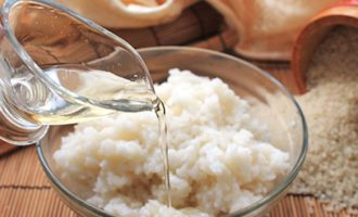 Как варить рис для роллов