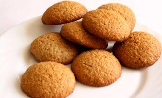 Классический рецепт овсяных печений