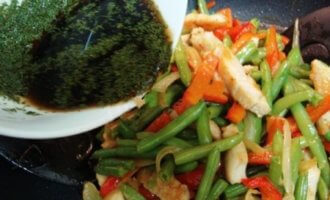 Стручковая фасоль рецепт приготовления на сковороде