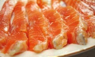 Для расстегаев вы можете взять практически любую рыбу