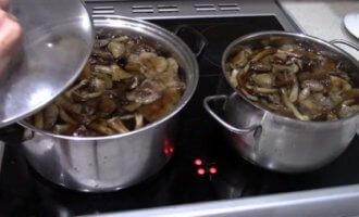 Cколько варить грибы