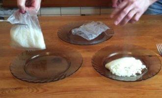 Cколько варить рис в пакетиках