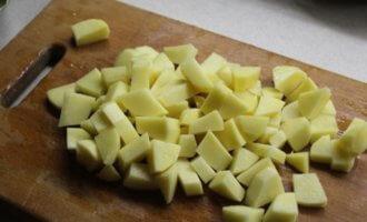 Сколько варится картошка в супе
