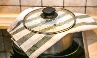 Как варить пшеничную кашу на воде