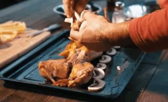 как приготовить кролика в духовке
